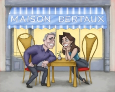 Maison Bertaux - Commission