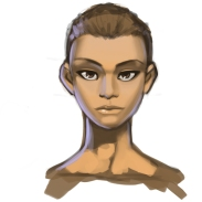 Face Speed Paint