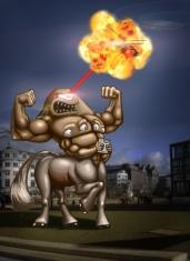 Centaur Monster