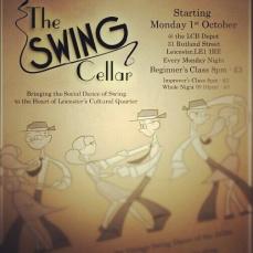 Swing Cellar Poster 01