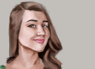 Joanna Newsom Paint Study Test