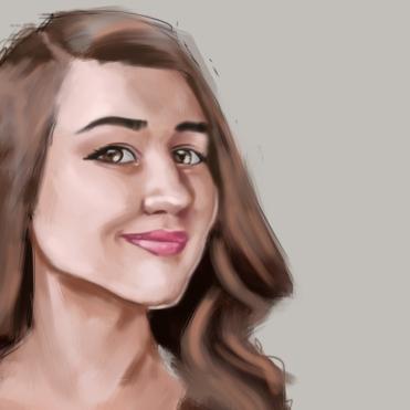Joanna Newsom Paint Study Test
