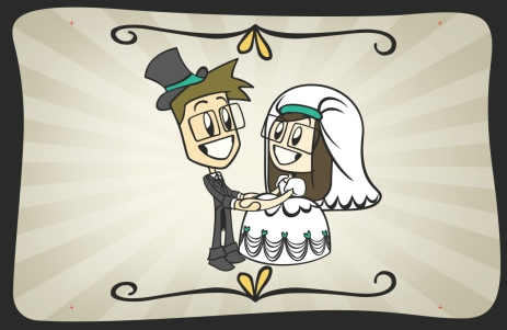 Wedding Invitation - Ceremony