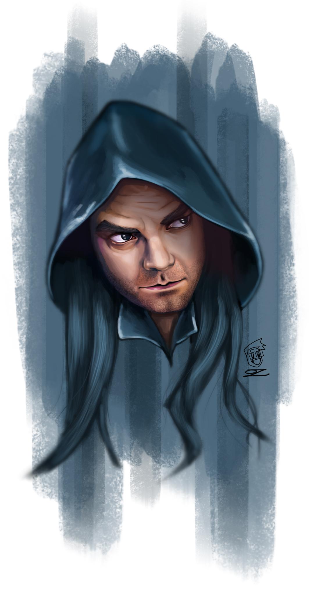 Critical Role The Half Elf Rogue Portrait Ozdurose