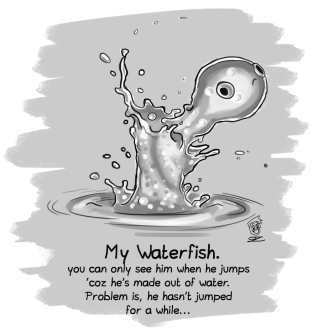 Waterfish