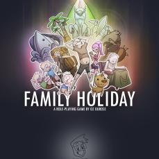 family holidayA4